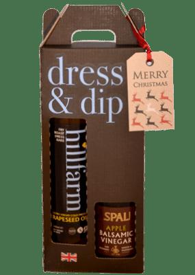 hillfarm dip & dress gift set