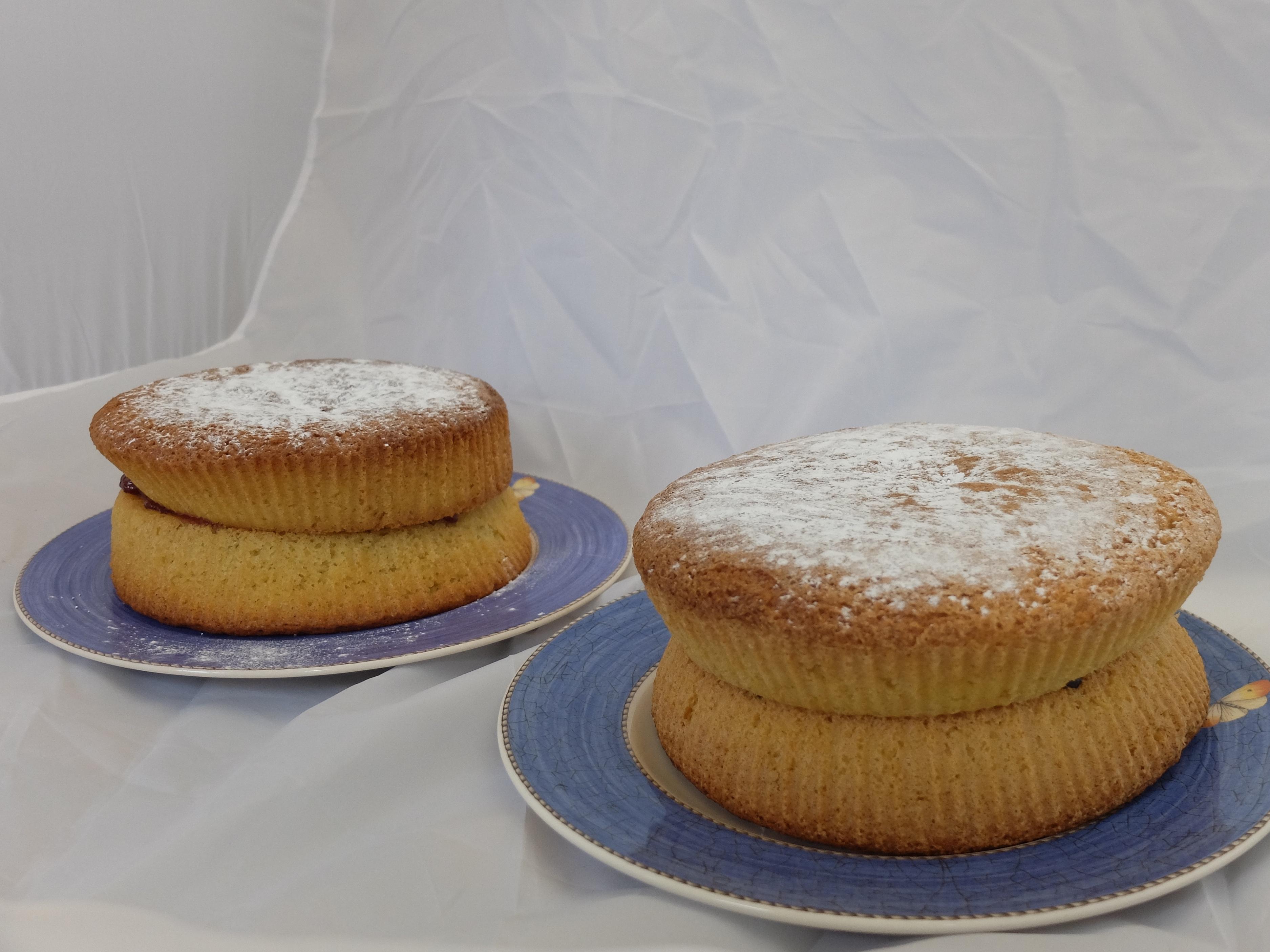 recipe makeover all in one sponge cake hillfarm blog