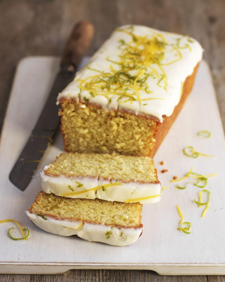 Lemon Cake With Mayonnaise Recipe