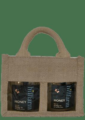 Hillfarm honey gift set