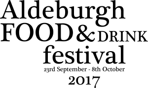 Aldeburgh Food & Drink Festival 2017